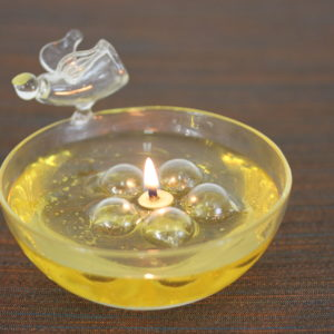 Öl - Licht / aaliechtli